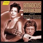 Amadeus Guitar Duo spielt: Bach/Busoni, Dodgson, Domeniconi und Zenamon