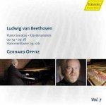 Beethovens Klaviersonaten  22/24/29 / Gerhard Oppitz (Pianist )