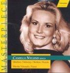 Camilla Nylund singt Sibelius, Debussy, Britten & Kuula / Marita Viitasalo [Piano]