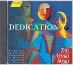 Dedication / Trio Armin Rosin - Audio-CD