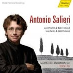 Ouvertüren und Ballettmusik Vol.1 / Antonio Salieri (Komponist) Mannheimer Mozartorchester / Thomas Fey
