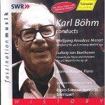 Karl Böhm Dirigiert Mozart und Beethoven (Historische Aufnahmen 1951-1974) Branka Musulin (Piano)