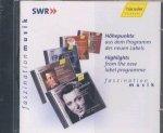 """SWR Sampler - Höhepunkte """"Faszination Musik"""""""