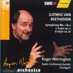 Sinfonie Nr. 1 & 2 / Ludwig van Beethoven - RSO/SWR