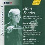 Franz Schubert (1797-1828) Symphonie Nr. 1 & 4 / Variationen