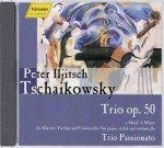 Klaviertrio Op.50 / Peter Iljitsch Tschaikowsky (Komponist)