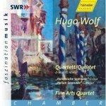 Serenade for String / Hugo Wolf (Komponist) / Fine Arts Quartet