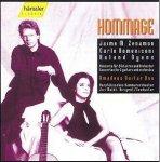 Hommage (Konzerte für Zwei Gitarren und Orchester) Amadeus Guitar Duo