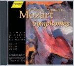 Wolfgang Amadeus Mozart / Sinfonien KV 114 / KV 134 / KV 201 / Schlierbacher Kammerorchester / Thomas Fey