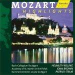 Mozart Highlights / Wolfgang Amadeus Mozart (Komp)