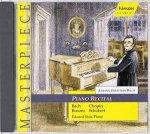 Piano Recital / Eduard Stan [Piano] - Mit Werken von Bach – Busoni, Schubert und Chopin