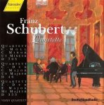 Quartette D 703/46/353 / Franz Schubert (Komp) Verdi-Quartett