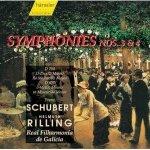 Franz Schubert (1797-1828) Symphonien Nr. 3 und 4