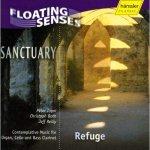 Ensemble Sanctuary - Refuge (Eigene Werke für Orgel, Cello & Klarinette) Audio-CD