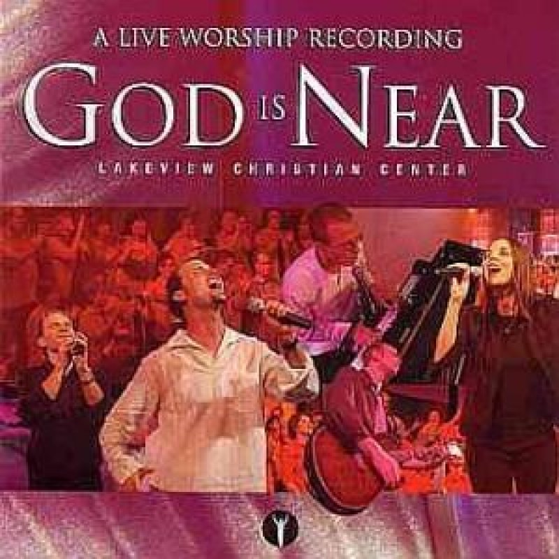 God Is Near -  A Live Worship Recording - Audio-CD