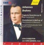 Klavierkonzert Nr.1 (Version für Klavier 4-händig) Johannes Brahms (1833-1897)