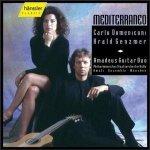 Mediterraneo / Amadeus Guitar Duo (Künstler), Carlo Domeniconi, H. Genzmer (Komponisten)