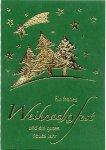 Geschenkanhänger [24 Stück] Ein frohes Weihnachtsfest und ein gutes neues Jahr