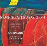 Sinfonien Nr. 2 und 4 / Robert Schumann [Komponist]