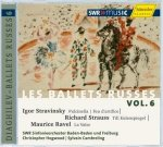 Diaghilev Les Ballets Russes Vol. 6 / Igor Strawinsky, Richard Strauss, Maurice Ravel, SWR Sinfonieorchester