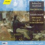 Klavierquartette / Bohuslav Martinu, Antoni Dvorak (Komponisten) Artis Ensemble Stuttgart (SWR)