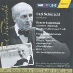 Overtures (Volume 15) Carl Schuricht dirigiert: Robert Schumann, Felix Mendelssohn, RSO - Audio-CD