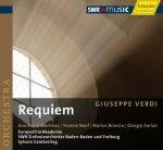Giuseppe Verdi: Messa da Requiem + Joseph Haydn: Symphonie Nr. 26 + W. A. Mozart: Kyrie KV 341 / Ochestra Vocal