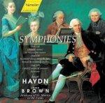 Abschied/Trauer Sinfonien Hob 44/45/49 von Joseph Haydn
