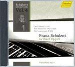 Klavierwerke Vol. 4 / Franz Schubert (Komponist) Gerhard Oppitz (Piano) Audio-CD