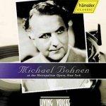 Michael Bohnen / At the Metropolitan Opera