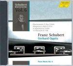 Schubert Klavierwerke Vol. 6 / Franz Schubert (1797-1828) Gerhard Oppitz