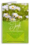3er Päckchen Faltkarten - Zur Taufe Glück- und Segenswünsche