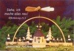 Kleinkartenserie [24 Stück] Gesegnete Adventszeit