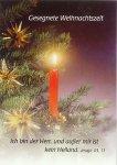 Kleinkartenserie [24 Stück] Gesegnete Weihnachtszeit