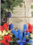 Kleinkartenserie [24 Stück] Gesegnete Weihnachten