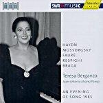 Teresa Berganza - An Evening of Song 1985