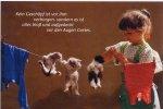 12er Päckchen Postkarten - Kein Geschöpf ist vor ihm verborgen, sondern es ist alles .... [Hebräer 4,13]