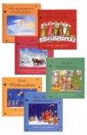 6 tlg. Minibücher-Paket »Kleine Wunschperlen« Geschenkbuch mit pfiffiger Gestaltung zum verschenken oder selberlesen