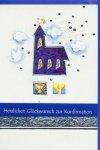 3er Päckchen Faltkarten - Herzlichen Glückwunsch zur Konfirmation