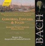 Werke für Tasteninstrumente aus den Weimarer Jahren / Edition Bachakademie Vol. 105