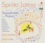 Spirito Latino - Musik für Saxophon & Klavier - Audio-CD