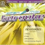 Open Mic Karaoke / Newsboys Vol.1 -Audio-CD