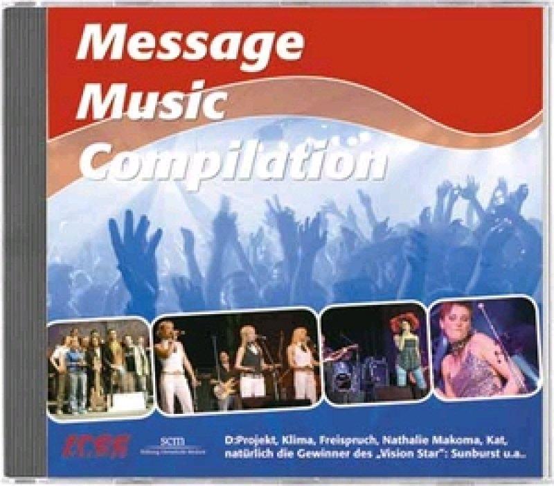 Message Music Compilation - Songs von Himmel und Erde