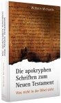 Die apokryphen Schriften zum Neuen Testament