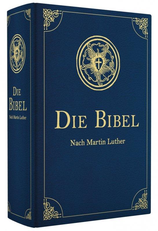 Die Bibel. Altes und Neues Testament (Cabra-Leder-Ausgabe) Übersetzung von Martin Luther. Textfassung 1912