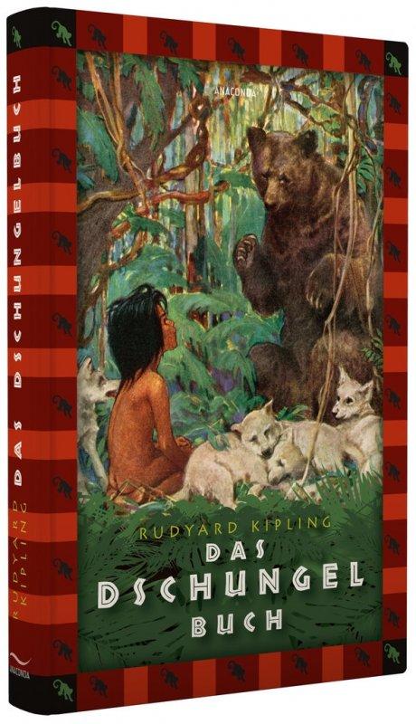 Das Dschungelbuch / von Rudyard Kipling
