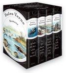 Jules Verne - Romane (Vier Bände im Schmuckschuber)