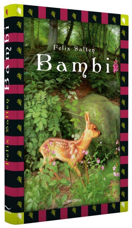 Bambi. Eine Lebensgeschichte aus dem Walde / von Felix Salten