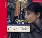 Oliver Twist / Hörbuch [Gekürzte Lesung]