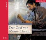 Der Graf von Monte Christo / Hörbuch [Gekürzte Lesung]